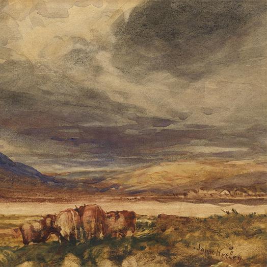 John Keeley RBSA 1849–1930