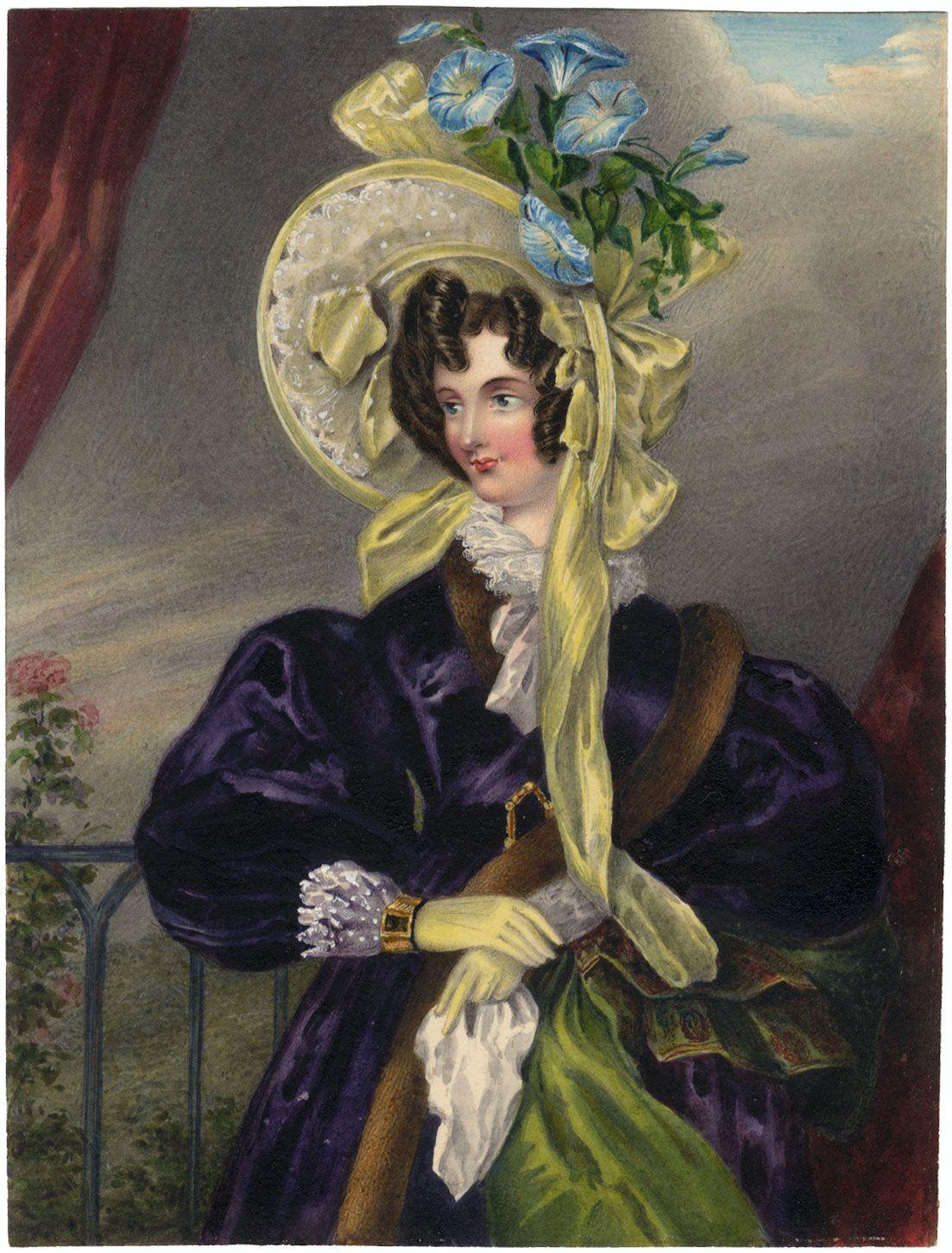 The Countess original painting